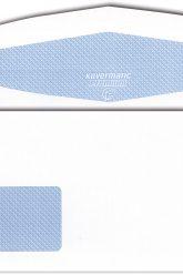 Kuvermatic Premium Kuvertierhülle mit Fenster