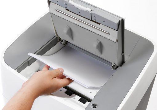 Dahle 35314 ShredMATIC Autofeeder mit Papier