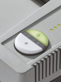 EBA 3140 easy switch Schalter