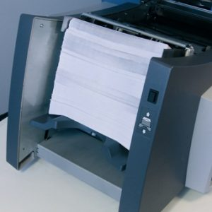 Kuvertiermaschine SI 2500 Kuvertlift
