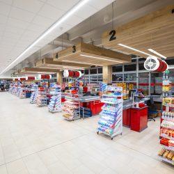 IDEAL AP40 PRO Supermarkt Deckenmontage