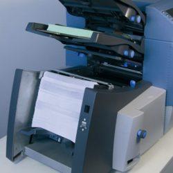 Kuvertiermaschine SI 3500 Detailansicht