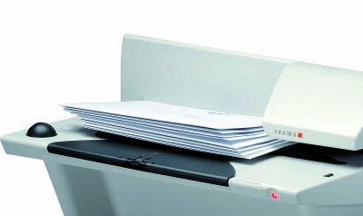 Elektrischer Brieföffner FRAMA B400