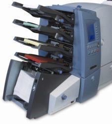 Kuvertiermaschine Hefter Systemform SI 4400