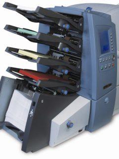 Hefter Systemform Kuvertiermaschine SI4400